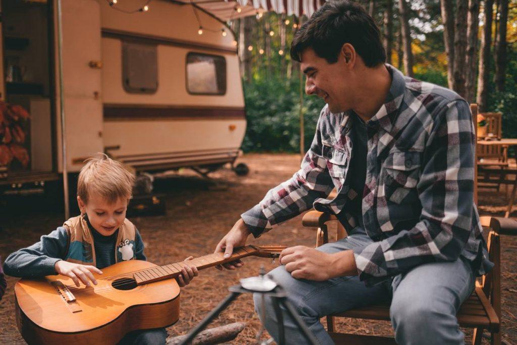 avantages camping dormir